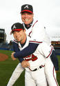 Chipper Jones & Mike Hampton